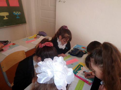 Урок-ярмарка по русскому языку в 4 классе:«Части речи (обобщение)»