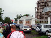 Мощи святителя Николая в Петропавловске | Фото: Гарик Ломтиков