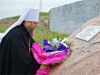 Архипастырский визит митрополита Александра в г. Петропавловск
