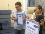 11-летняя претендентка на рекорд Гиннесса по шахматам получила грант от КБТУ