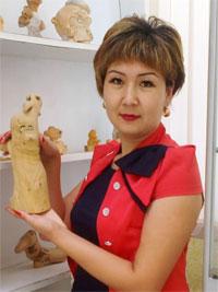 Копжасарова Динара Сериковна
