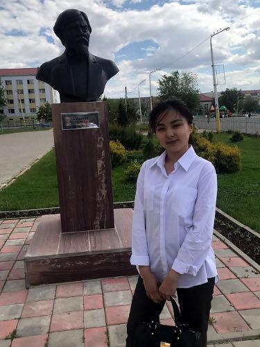 Старкова Алтынай Ербосынкызы