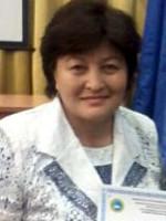 Жетписова Айгуль Естаевна