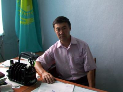 Мусин Серик Киреевич