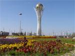 Независимый Казахстан: 20 лет благополучия, мира и созидания