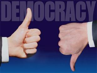 Демократия и демократический
