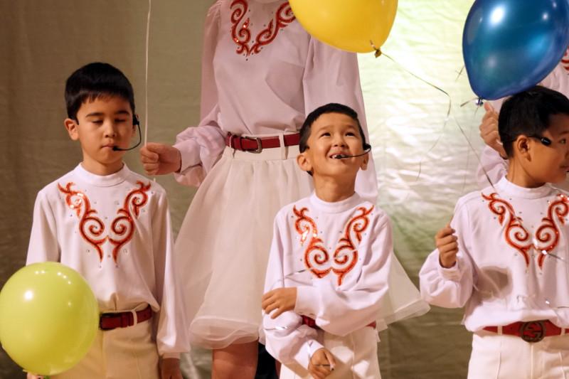 VIII Фестиваль «Красное яблоко Алматы – символ крепкой и счастливой семьи»:
