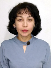 Жусупова Баян Сапаргалиевна