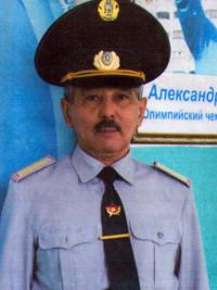 Валеев Амантай Малгаздарович