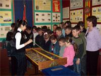 Музейный урок «Страницы истории нашей малой Родины»