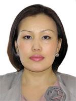 Түкәшева Гүлсара Самарқанқазы