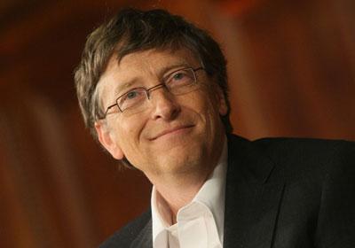 Билл Гейтс | Фото с сайта www.fashiontime.ru