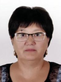 Ташетова Дариха Жахыяқызы