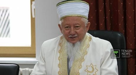 Верховный муфтий Казахстана поздравил мусульман с Курбан-айтом   Фото ©Ярослав Радловский