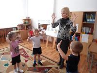 Использование логоритмических занятий в коррекционной работе с детьми дошкольного возраста с ОНР