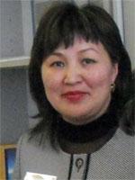 Жузенова Маржангуль Болатовна