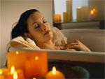 Новогодние праздники 2012. «Зимние» ванны для красоты и здоровья   Фото с сайта liveinternet.ru