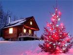 Как организовать встречу Нового года и Рождества на природе | Фото с сайта tripadvice.ru