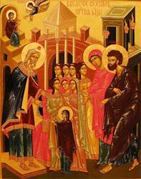 Введение во храм Пресвятой Богородицы | Фото с сайта vvedenie.paskha.ru