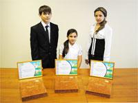 Победители Республиканского конкурса рисунков «Наш общий дом — Казахстан»