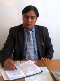 Каримов Акылбек Муратович