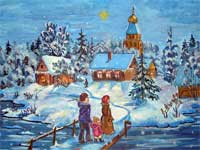 Рождественские фантазии