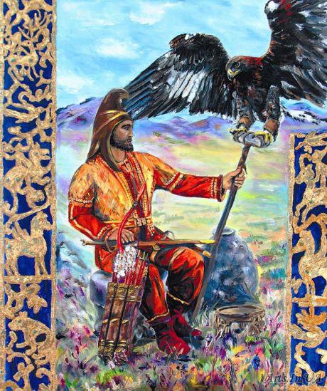 «Племена железного века на территории Казахстана»