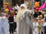 В Алматы состоится президентская Новогодняя Елка для детей-сирот