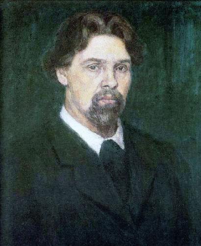 Суриков Василий Иванович | Фото с сайта elatma2008.narod.ru