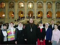 Представители Петропавловско-Булаевской епархии на Рождественских чтениях в Москве