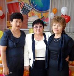 Кудеринова А.Х. с коллегами