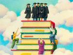 Пороговый уровень ЕНТ для поступления в национальные университеты теперь составляет 70 баллов | Фото с сайта carbonat.blog.nur.kz