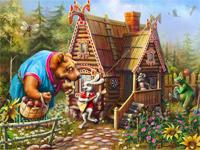 Игра-викторина «Путешествие по стране доброй сказки»