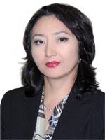 Етекбаева Сана Ербаяновна