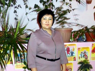 Турсунова Алия Серикбаевна