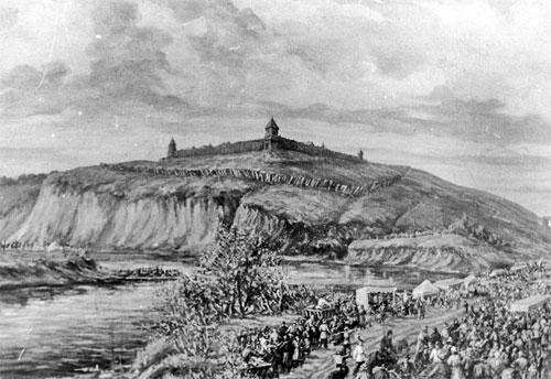 Петропавловская крепость   Фото с сайта polis.mypiter.kz