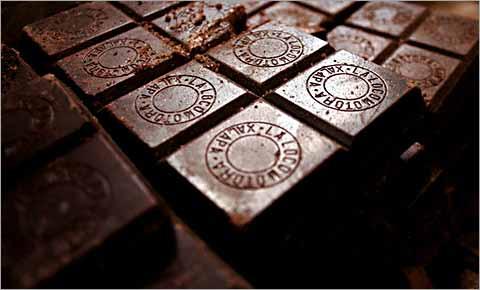 7 причин съесть черный шоколад | Фото с сайта vkusnoe.info