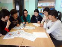 Применение новых подходов в преподавании и в обучении полиязычию