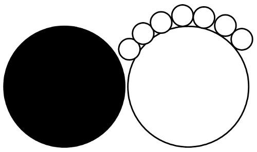 Конспект занятия  «Калейдоскоп сказок»