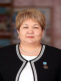 Күлжанова Роза Бірімжанқызы