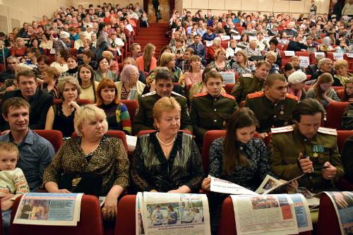 Фестиваль «Покровский перезвон» — 2016
