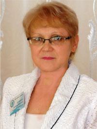 Марченко Светлана Алексеевна