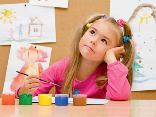 Психолого-педагогические основы процесса изображения