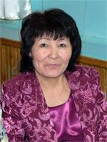 Магзумова Алма Елтайқызы