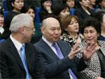 Казахстанские учителя сели за парты