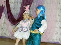 Содержание казахских народных танцев