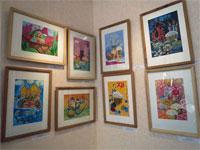 Пасхальная выставка декоративно-прикладного искусства   Фото с сайта www.petr-pavel.kz
