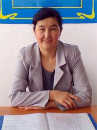 Маштиева Баян Зиядиновна