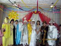 Сценарий праздника Наурыз