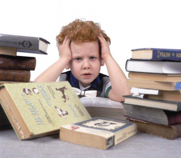 Чтение — лучшая защита от стресса   Фото с сайта knigi60.blogspot.com